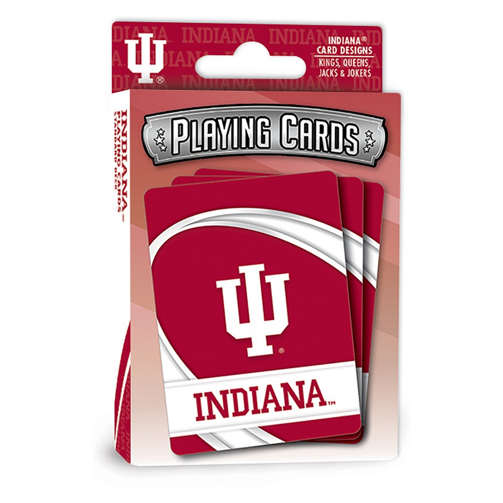 Indiana Hoosiers Standard Playing Cards