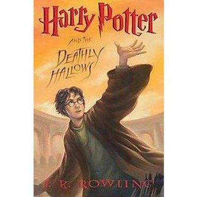 Harry Potter and the Deathly Hallows ( Harry Potter) (Hardcover) by J. K. Rowling
