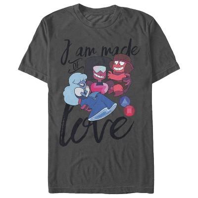 Men's Steven Universe Made of Love T-Shirt