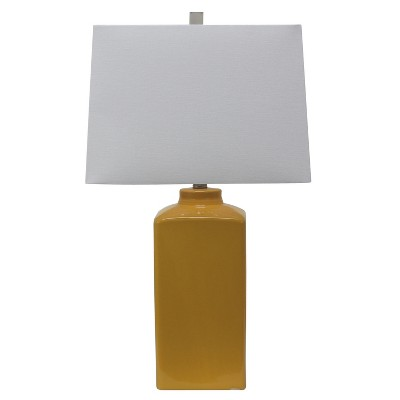 Kennedy Ceramic Table Lamp Teal - Decor Therapy