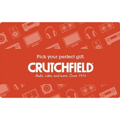 Crutchfiled Electronics Gift Card (Email Delivery)