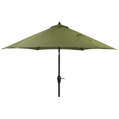 9' Round Patio Umbrella Cilantro Green - Smith & Hawken™