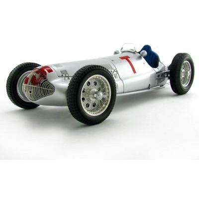 1938 Mercedes W154 T Car Richard Seaman GP France 1/18 Diecast Model Car by CMC