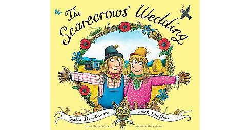 The Scarecrows' Wedding (Hardcover) - image 1 of 1