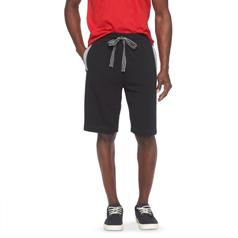 Men's French Terry Shorts Black S - Evolve by 2(x)ist - image 1 of 1