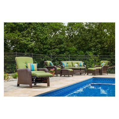 La Z Boy Outdoor Sawyer Wicker Furniture Collection