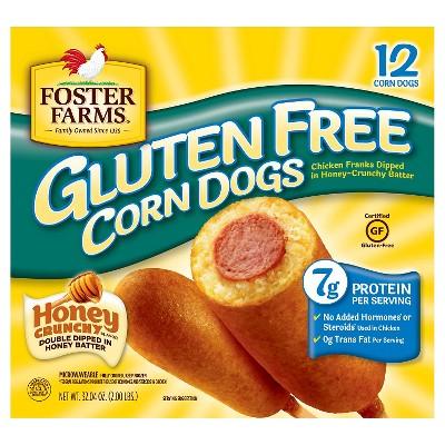 gluten free corn dog recipe