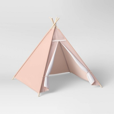 Pom Pom Tent Pink - Pillowfort™