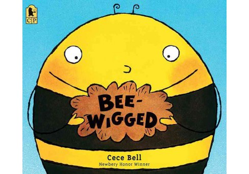 Bee-Wigged (Reprint) (Paperback) (Cece Bell) - image 1 of 1