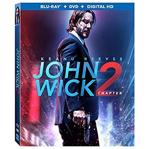John Wick Chapter 2 (Blu-ray + DVD + Digital) - image 1 of 1