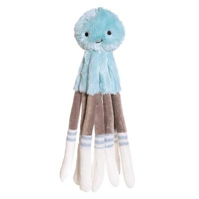 "Manhattan Toy Luxe Twiggies Duncan 16.5"" Octopus Stuffed Animal"