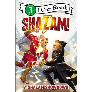 Shazam!: A Shazam Showdown - (I Can Read Level 3) by  Alexandra West (Paperback)