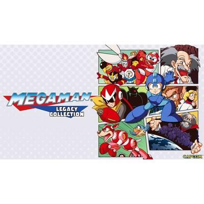 Mega Man: Legacy Collection - Nintendo Switch (Digital)