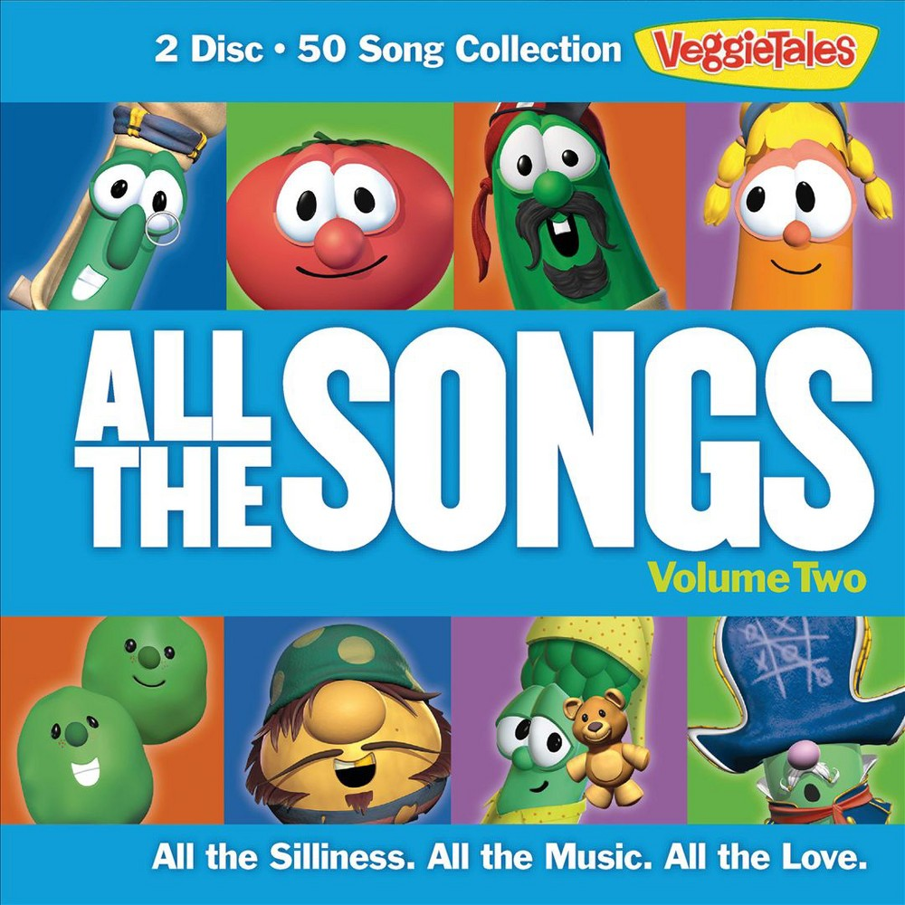 Veggietales - All The Songs Vol 2 (CD)