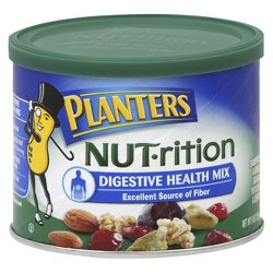 Planters NUT-rition Digestive Health Mixed Nuts 9 oz