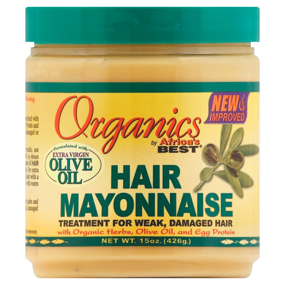 Image of Africa's Best Organics Hair Mayonnaise - 15oz