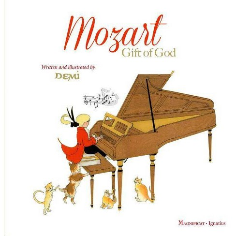 Mozart - by  Demi (Hardcover) - image 1 of 1