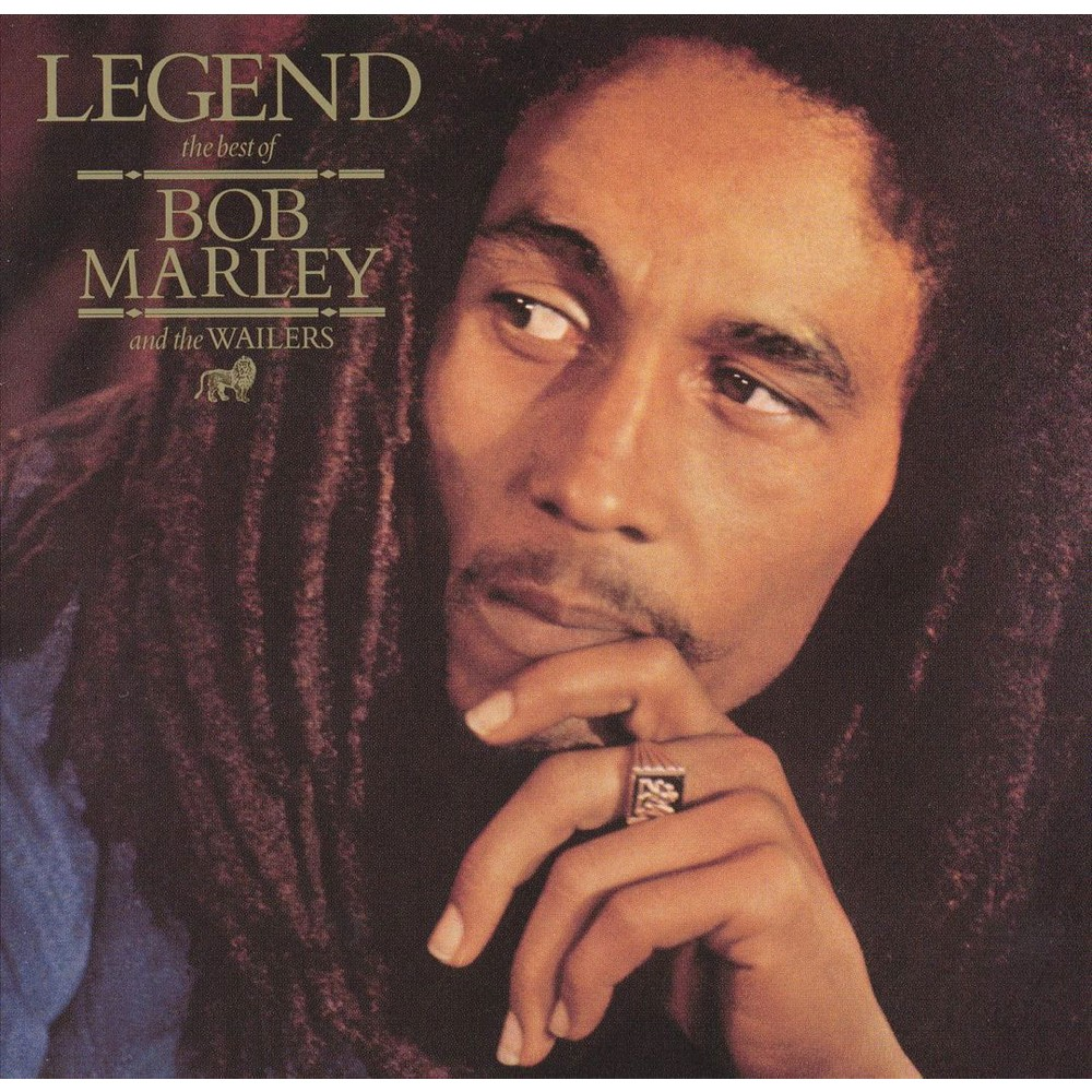 Bob Marley The Wailers Legend Bonus Tracks Cd