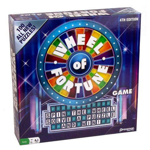 Wheel of Fortune Board Game - image 1 of 2