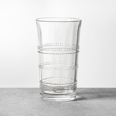 Embossed Glass Drinkware Tall - Hearth & Hand™ with Magnolia
