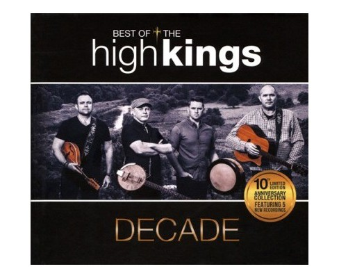 High Kings - Decade (CD) - image 1 of 1