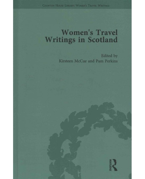 Women's Travel Writings in Scotland : Letters from the Mountains (Vol 1) (Hardcover) (Kirsteen Mccue) - image 1 of 1