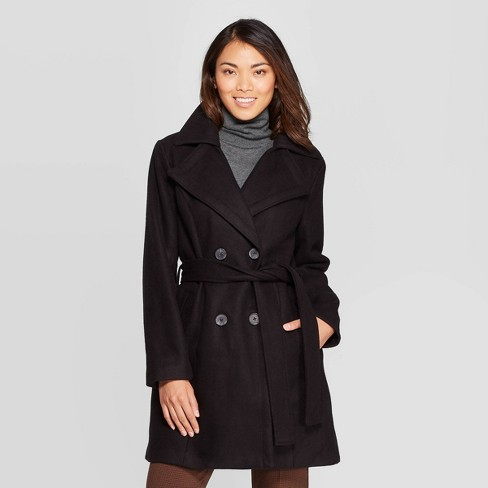 Women's Pea Coat - A New Day™ - image 1 of 2