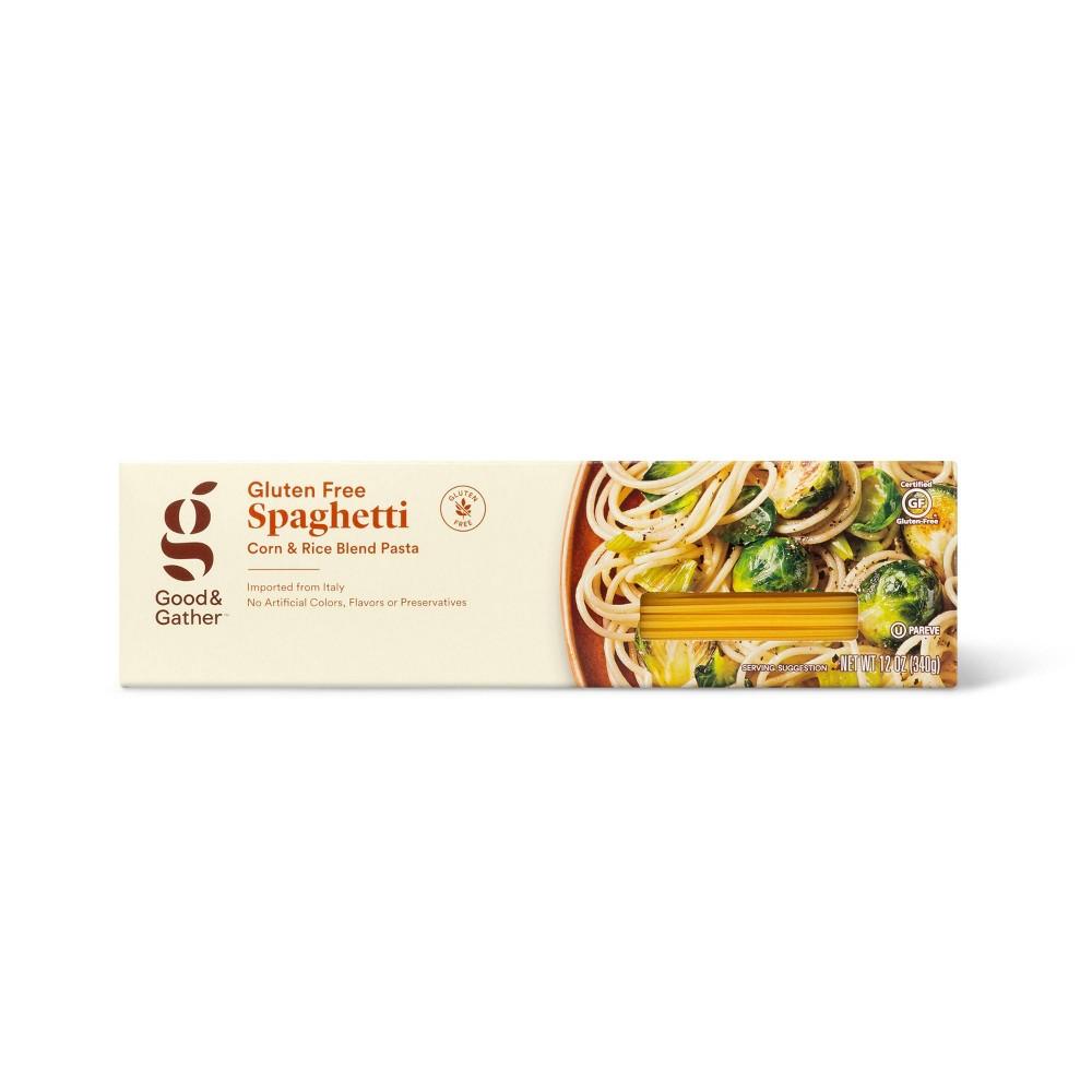 Gluten Free Spaghetti - 12oz - Good & Gather