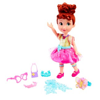 """Disney Fancy Nancy 18"""" Shall We Be Fancy Doll Featuring Lights and Sounds"""
