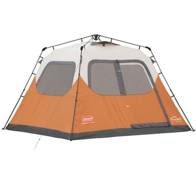 Coleman Outdoor 6 Person 10u0027 X 9u0027 Easy Set Up Family C&ing Instant Pop Up Tent  Target  sc 1 st  Target & Coleman Outdoor 6 Person 10u0027 X 9u0027 Easy Set Up Family Camping Instant ...