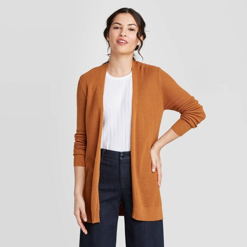 Women's Open Layer Cardigan - A New Day™ - image 1 of 3