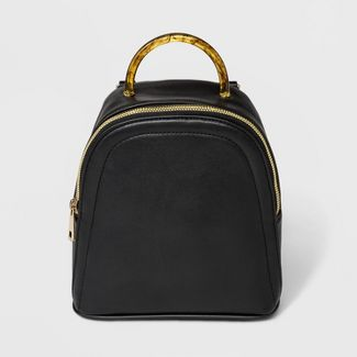 Top Handle Mini Backpack - A New Day™ Black