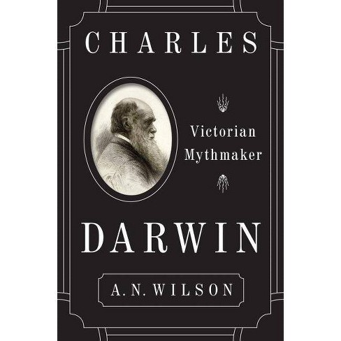 Charles Darwin - by  A N Wilson (Paperback) - image 1 of 1