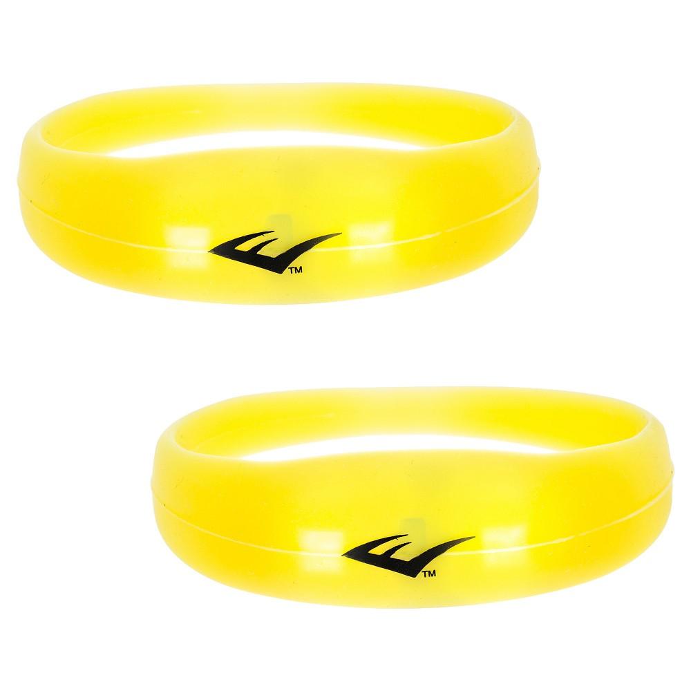 Everlast Footwear Decorations Motion Activated Running Bracelet - Yellow, Adult Unisex