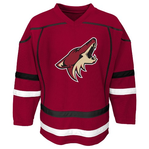 buy online 313a4 829b2 Arizona Coyotes Youth Jersey L