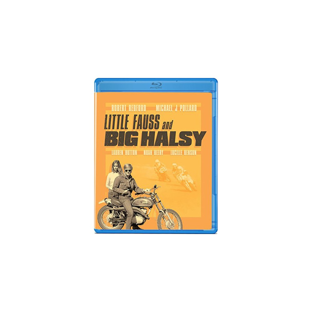 Little Faus And Big Halsy (Blu-ray)