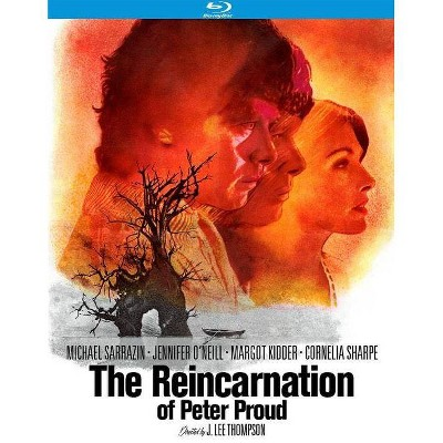 The Reincarnation Of Peter Proud (Blu-ray)(2018)