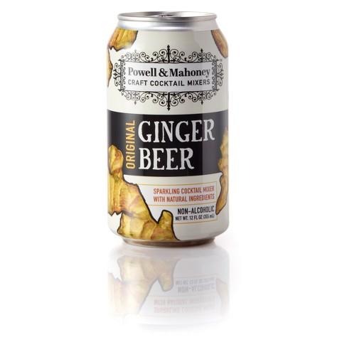 Powell & Mahoney Original Ginger Beer 4pk / 12 fl oz Cans - image 1 of 4