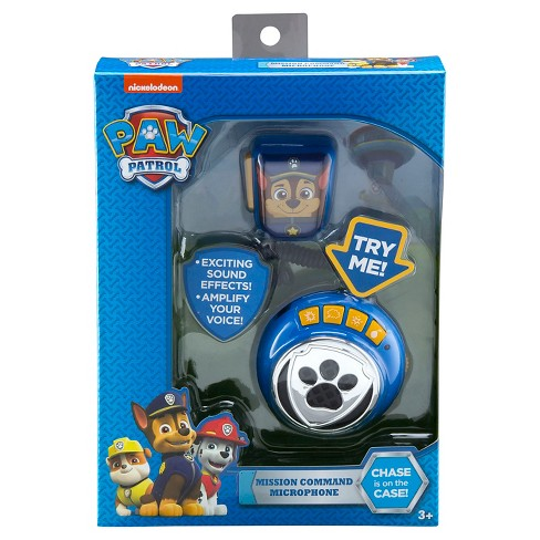 Paw Patrol Mission Command Microphone - image 1 of 3