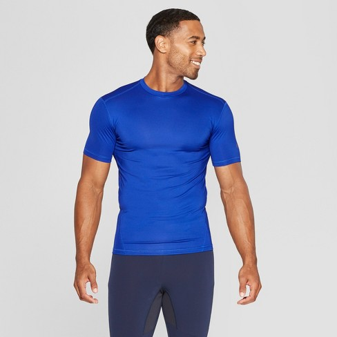 a478a5406 Men's Fitted Short Sleeve Compression T-Shirt - C9 Champion® : Target