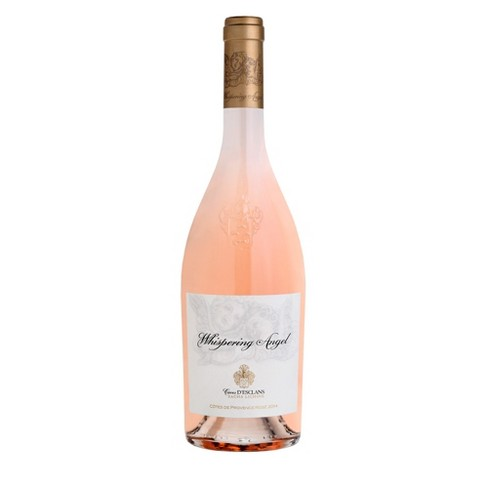 Chateau D Esclans Whispering Angel Rose Wine -750ml Bottle - image 1 of 1