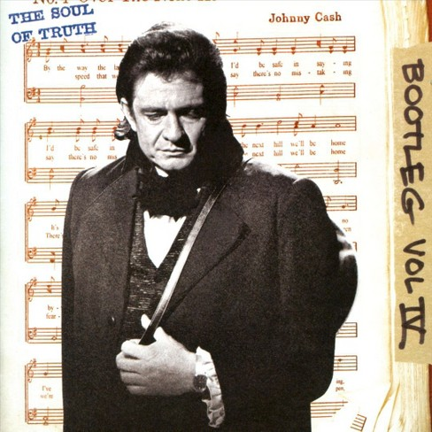 Johnny Cash - Bootleg Vol Iv:Soul Of Truth (CD) - image 1 of 2