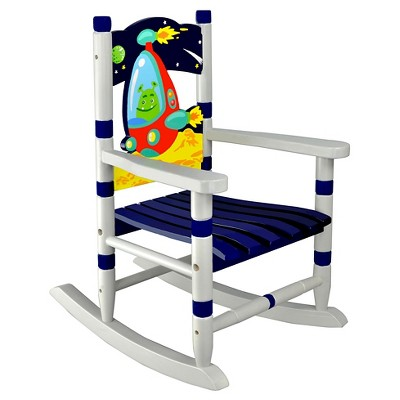Outer Space Small Rocking Chair - Fantasy Fields