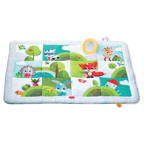 Tiny Love Meadow Days Baby Activity Gym Crawling Floor Rug Super Play Mat Toy