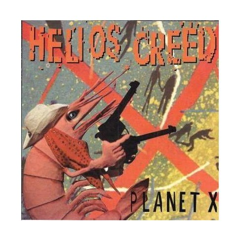 Helios Creed - Planet X (CD) - image 1 of 1