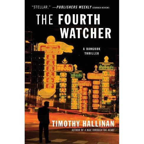 The Fourth Watcher By Timothy Hallinan Paperback Target