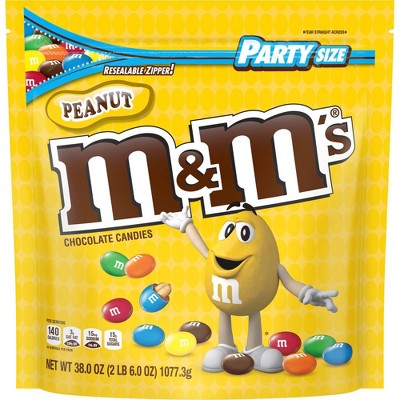 Chocolate Candies: M&M's Peanut