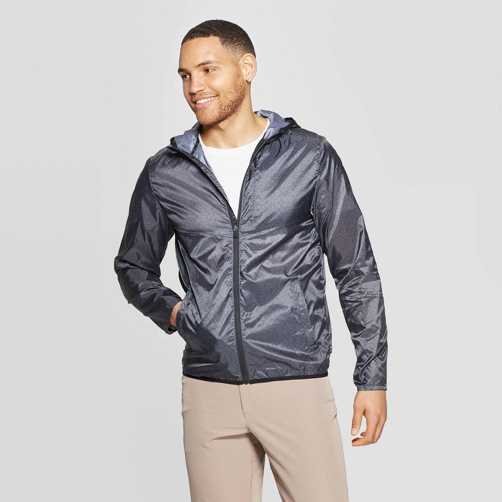 Image of MPG Sport Men's Lightweight Jacket - Smoke Gray S, Size: Small