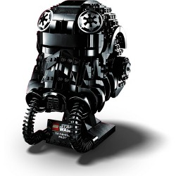 LEGO Star Wars TIE Fighter Pilot Helmet  75274 Building Kit; Cool Collectible for Adults 723pc