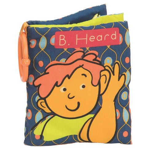 Baby B. Lovey Books - B. Heard - Assorted Styles - image 1 of 2